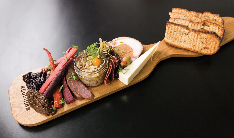 Taster Plate from Culina Millcreek
