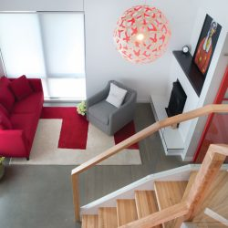 Garden House stairway