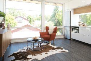 Daniel Engelman's 320 square-foot home