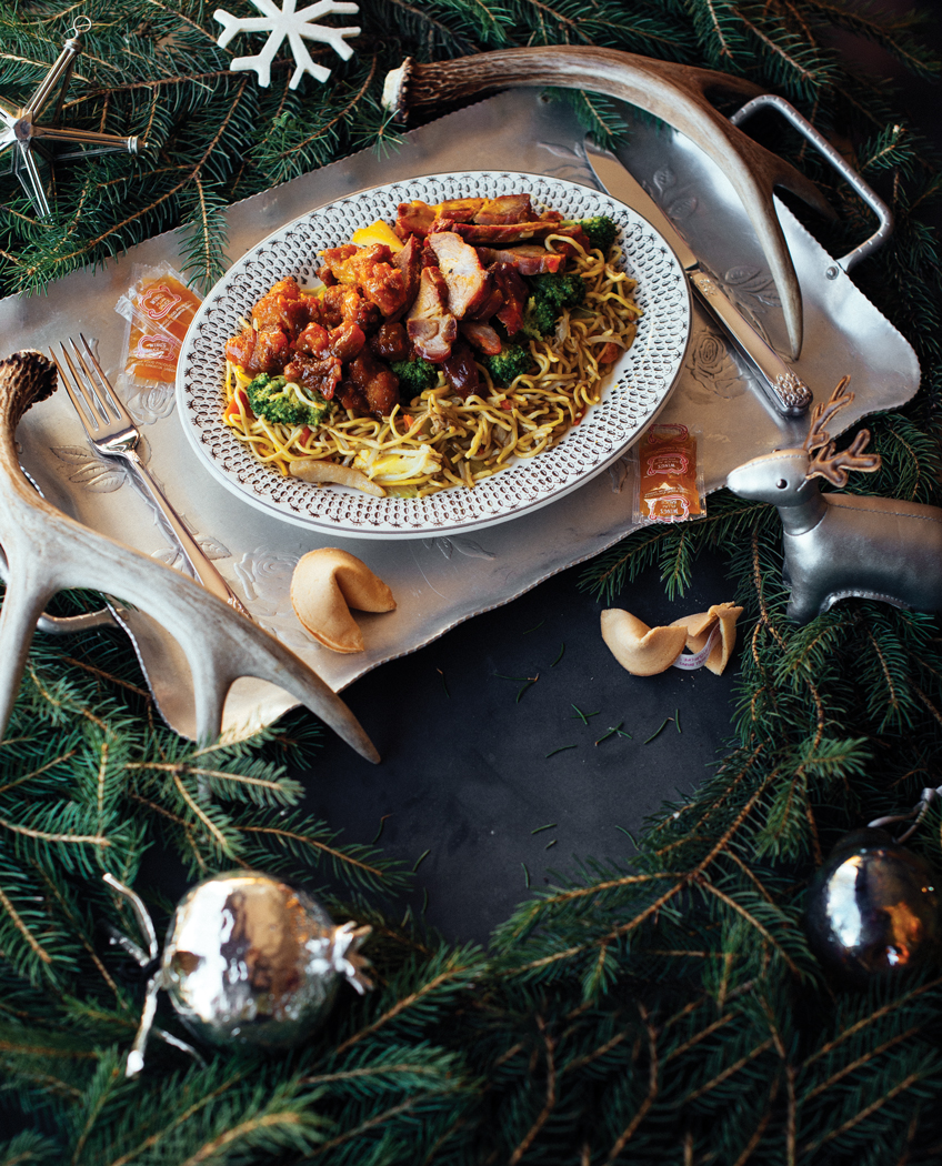 If you can't have a home-cooked dinner on December 24th, these restaurants can help out