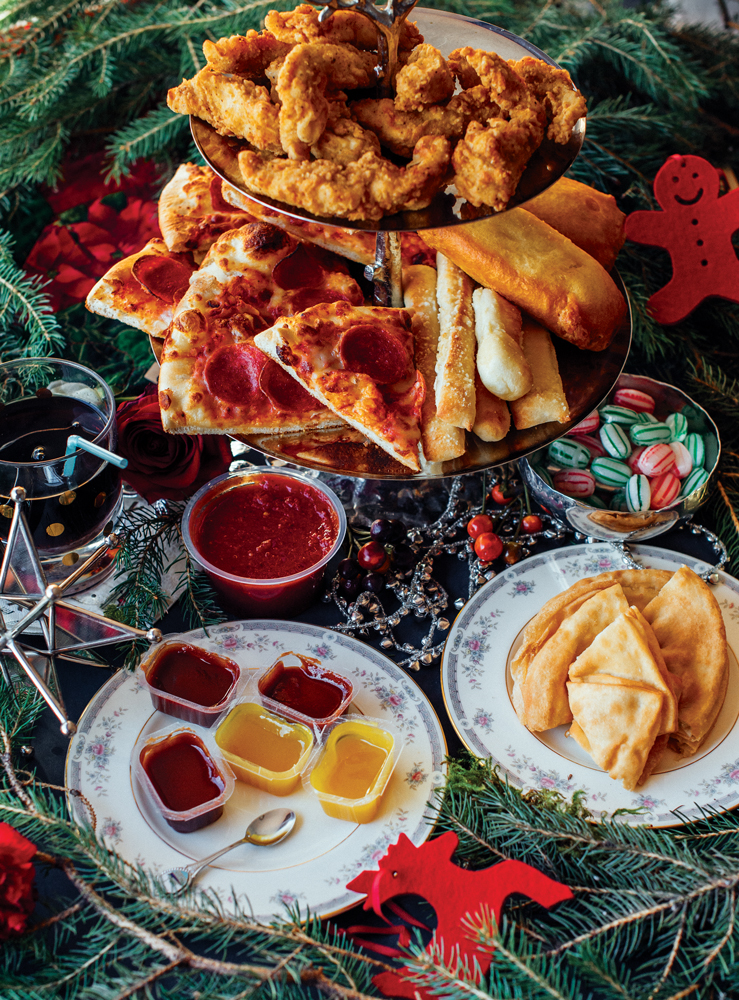 However, in case you find yourself in a pinch, we've compiled a list of the eateries we could find that are open on Christmas Day: