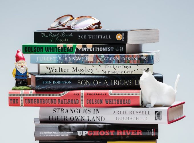 Bookends: Book Gift Guide