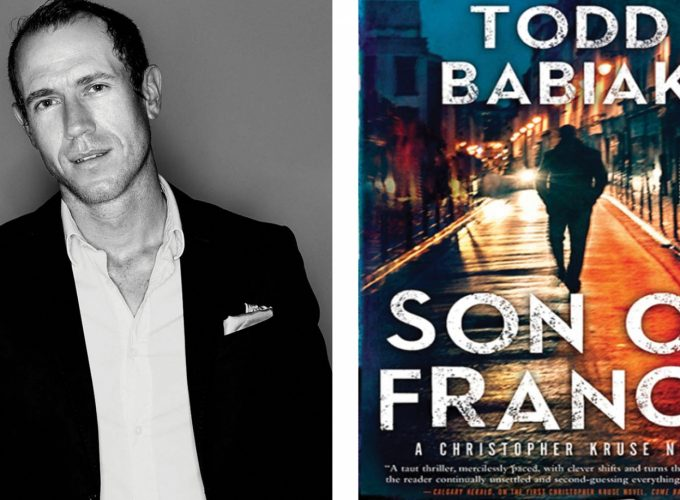 Book In Review: Todd Babiak's Son of France