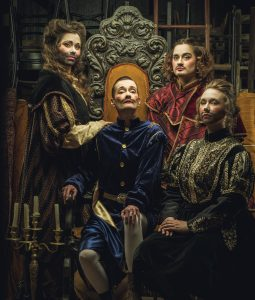 The women of the Freewill Shakespeare Festival