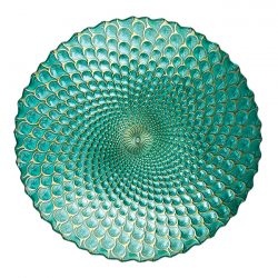 Istanbul bowl (small), by Verdigris, $56 , from Henry's Purveyor of Fine Things. (10216 124 St., 780-454-6660)