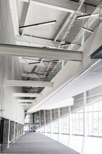 Clareview Recreation Centre, interior