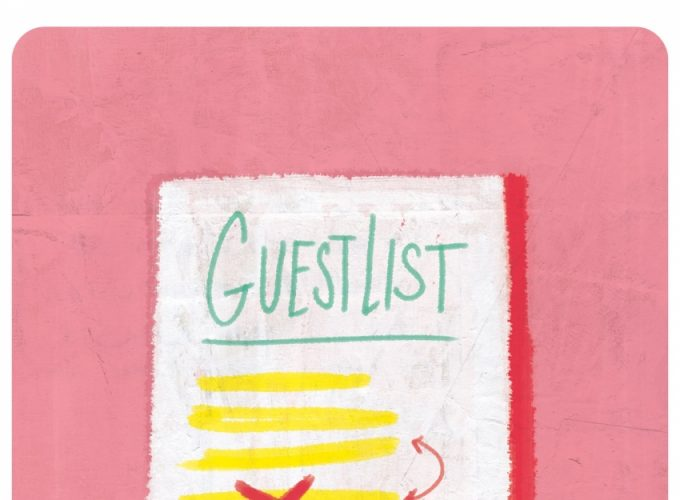 A Guilt-Free Wedding Guest List