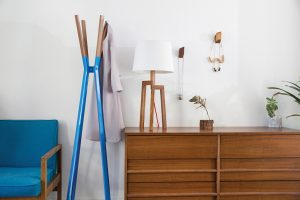 Decor elements, the home of Robyn Webb and Vedran Skopac