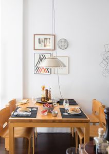 White walls, the home of Robyn Webb and Vedran Skopac