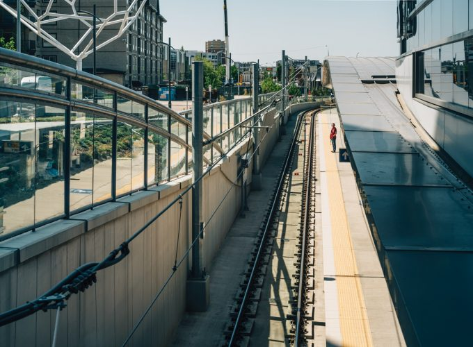 Bikes, Trains and Automobiles: Mayoral Candidates Talk Transportation