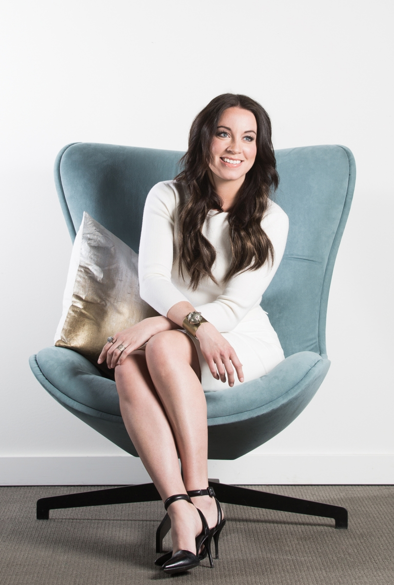 Interior Designer Amanda Hamilton Returns To Edmonton Bringing Her Sense Of Style With