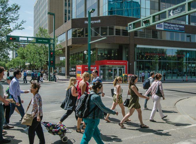 A Walkable Edmonton