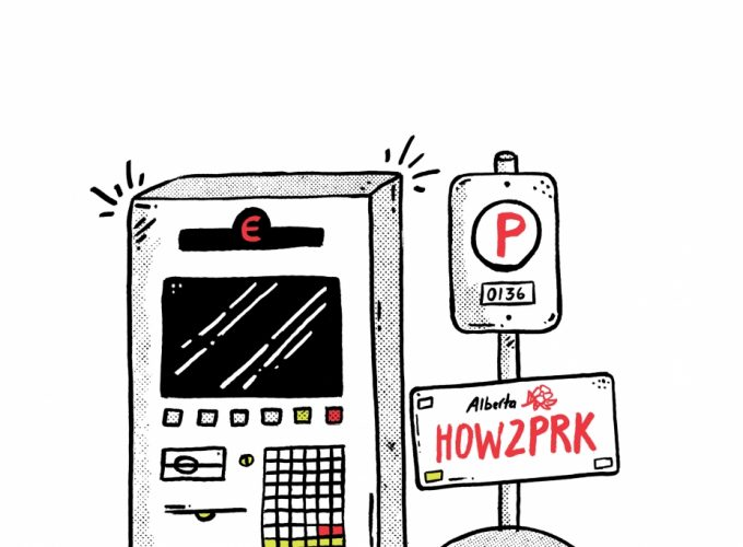 How To Adapt: Edmonton's New Paid Parking System