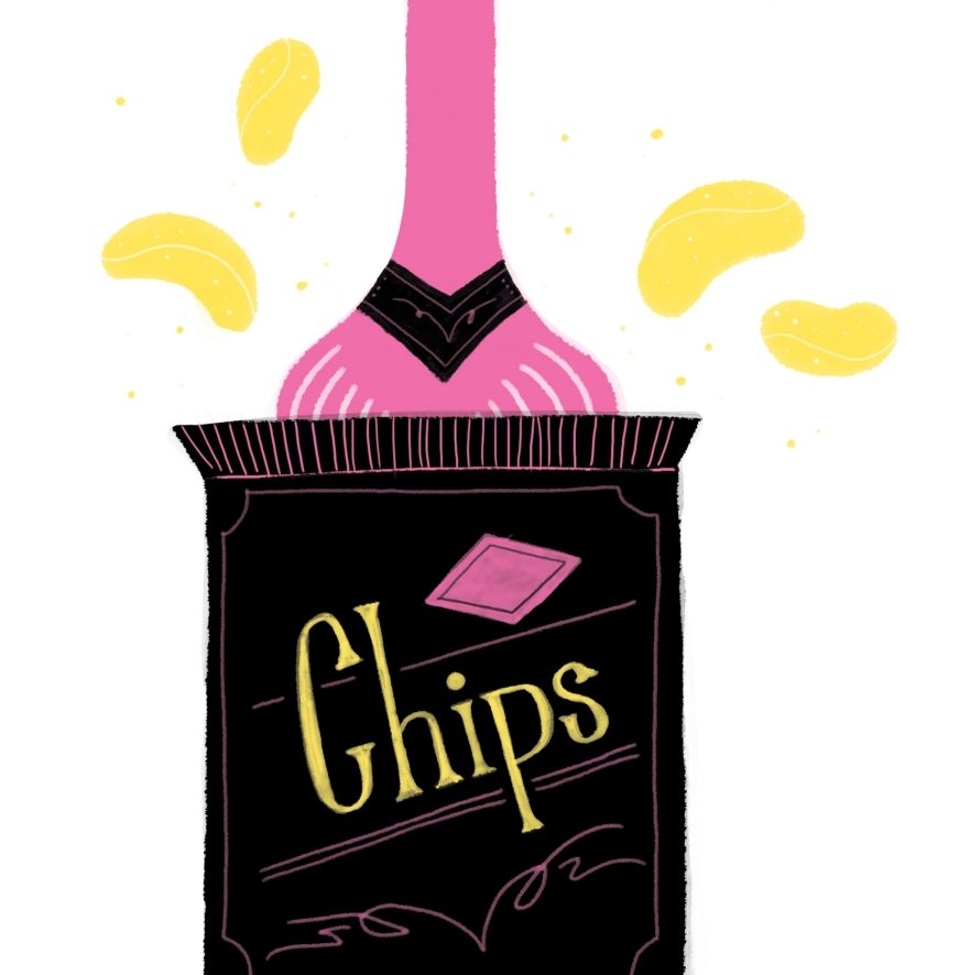 How To: Pair Wine With Junk Food