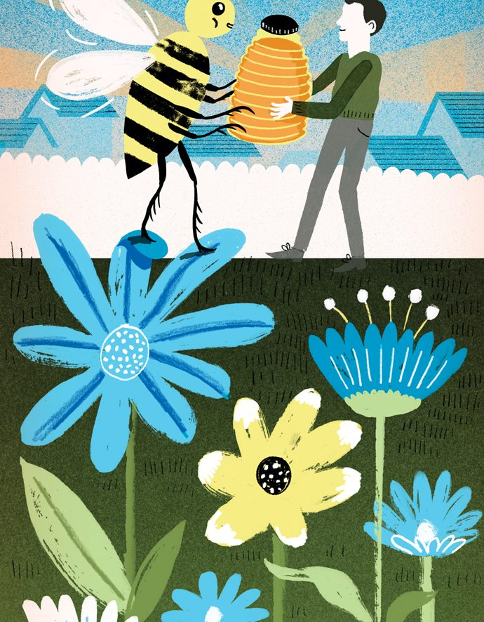 Urban Beekeeping: Taste Test