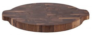 Culina walnut butcher tray by On Our Table, $280, from Bon Ton Bakery.