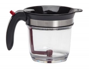 Cuisipro fat separator, $34.95, from The Pan Tree.