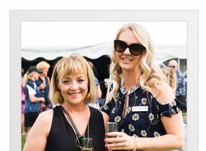 Party Crasher: Ladies on the Green