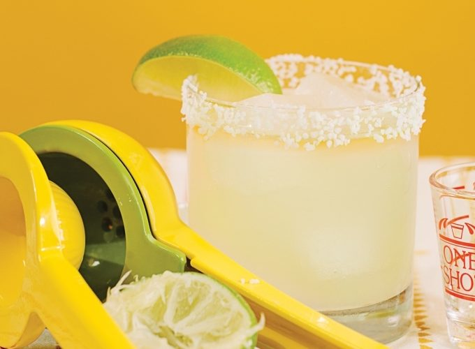 The Proper Margarita