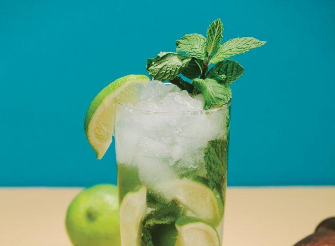 Cocktail: Mojito Mojo