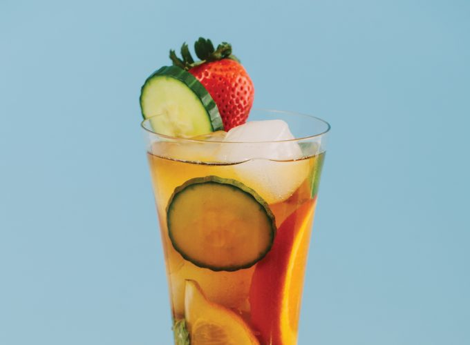 Lots of Love for Wimbledon's Drink