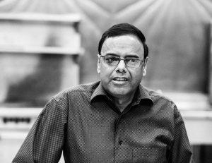 Vinod Varshney, Program Chair, Culinary Arts, NAIT