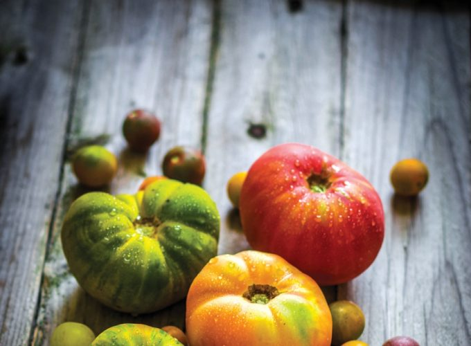 Ingredient: Heirloom Tomatoes