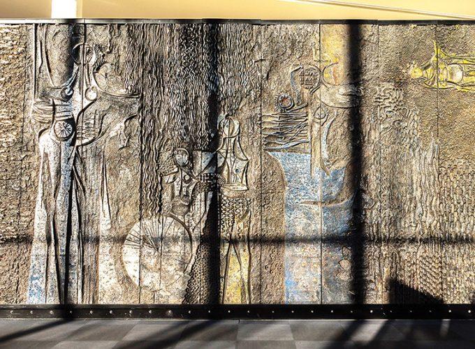 Conversation Piece: Untitled by Jordi Bonet