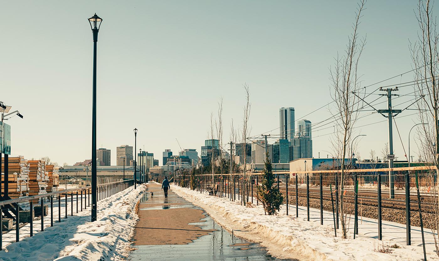 Stadium Yards, Edmonton