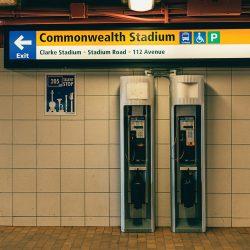 Stadium LRT station, Edmonton