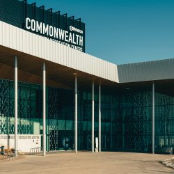 Commonwealth Stadium Recreation Centre, Edmonton