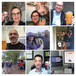 Finance_Collage_MembersWithBeer