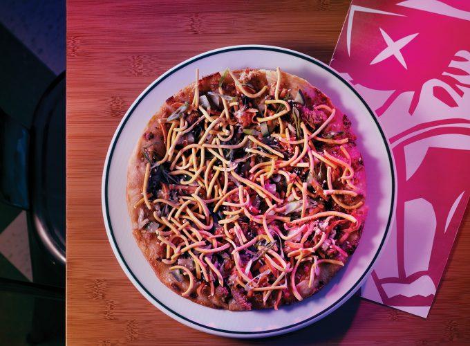 New & Notable: Pink Gorilla Pizzeria