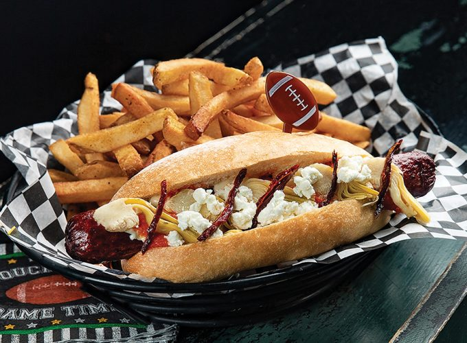 Game Day Bite: Turkish Dog Blues