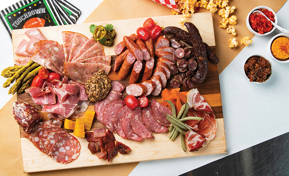 Charcuterie for Grey Cup