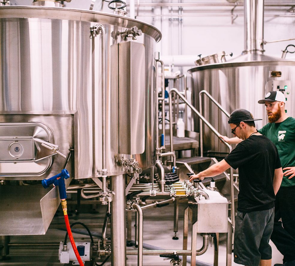 The Monolith Debuts its First Highly-Anticipated, Mixed-Fermentation Beer