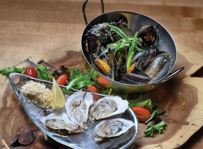Craving Seafood? Check Out the Black Pearl in Downtown Edmonton