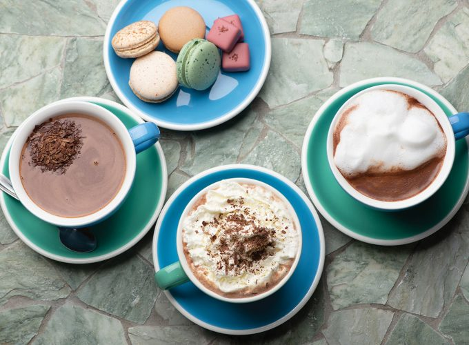 Warm Up With a Hot Chocolate From Chocolaterie Bernard Callebaut