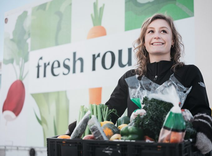 Fresh Routes Brings Produce to Edmontonians in Need