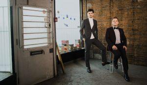 Jason Purcell and Matthew Stepanic, Glass Bookshop