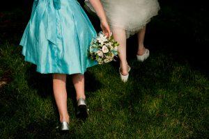 Wedding of Steve and Grace Poplawski, bouquet