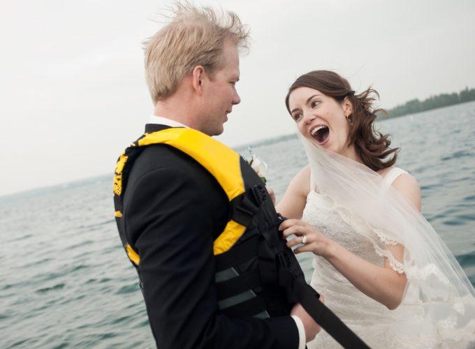 An Unforgettable Wedding