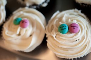 Wedding of Steve and Grace Poplawski, cupcakes