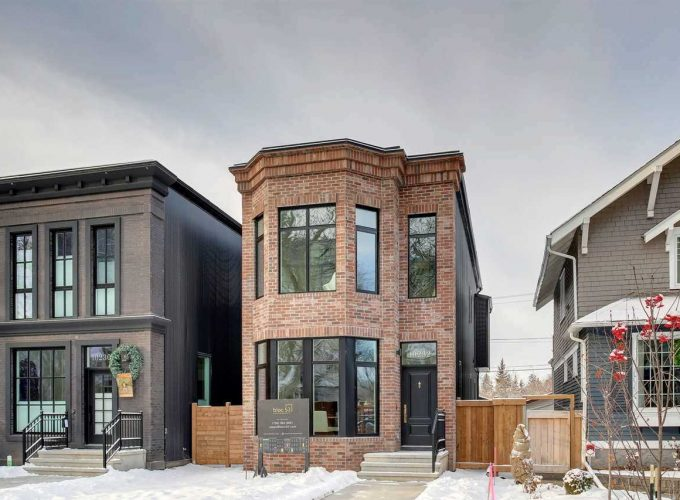 Property of the Week: Not Your Standard Infill
