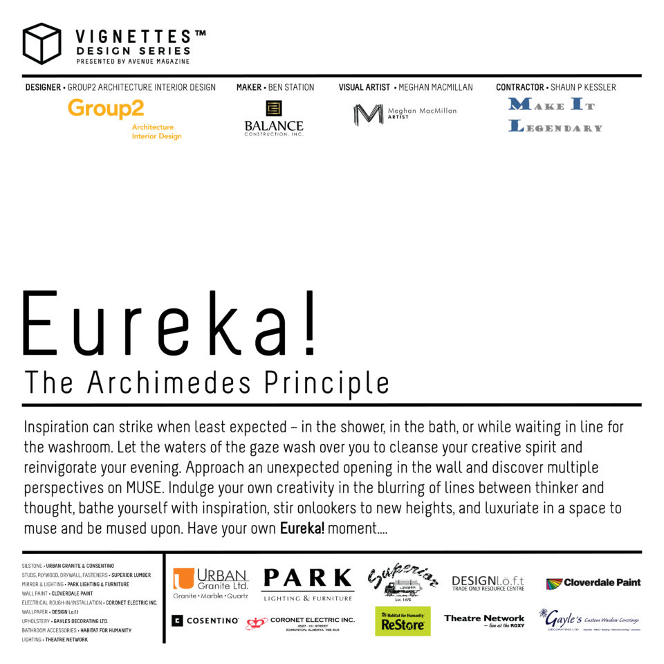 Eureka! The Archimedes Principle
