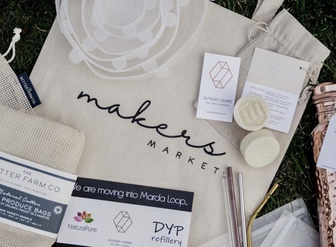 Support Local: Makers Market Alberta