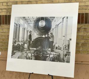 Historical photo, Power Plant