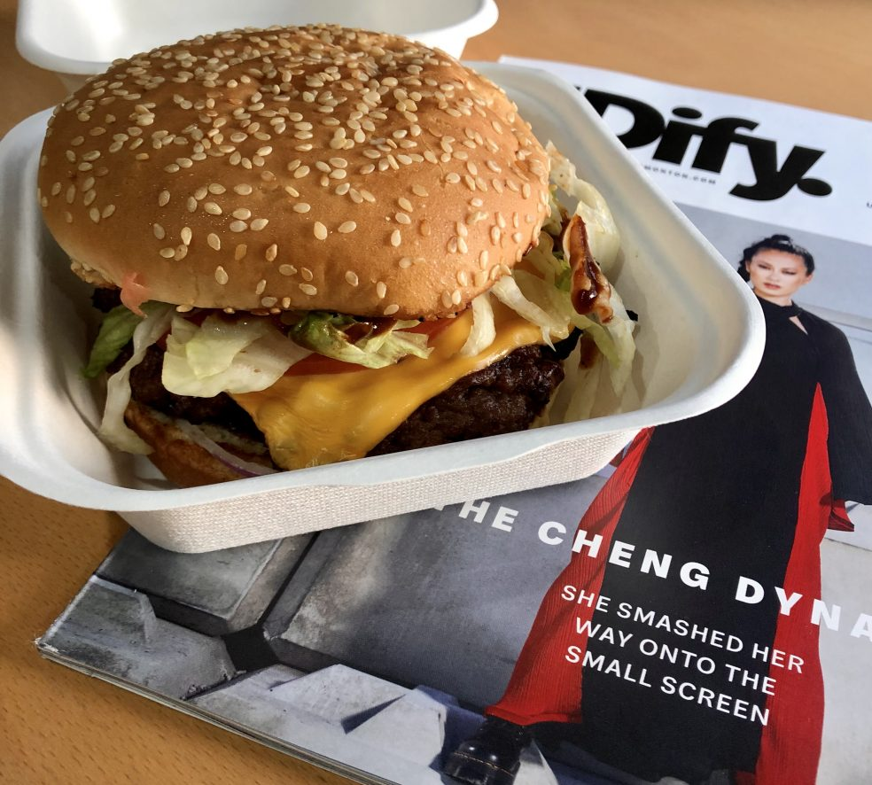 Food Adventure: Big Daddy's Five Star Burgers and Fries