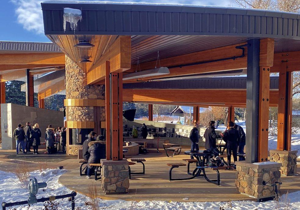 Hawrelak Park Pavilion