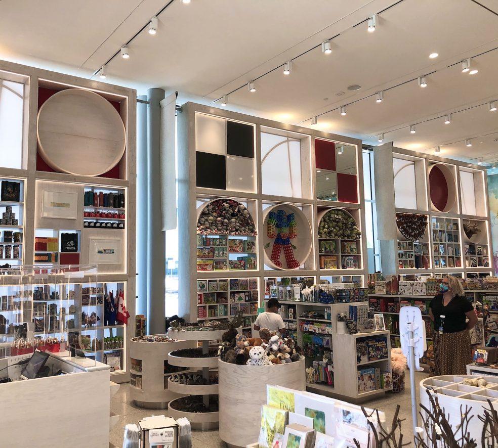 Shop Around the Corner: Glam at the RAM Shop